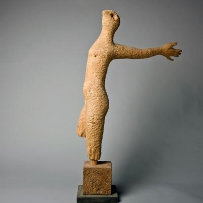 """1997m.-""""Moteris-paukštė'-medis,-h81"""